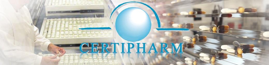 Certipharm, certification système Qualité des produits de santé