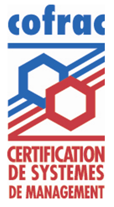 cofrac certifie CERTIPHARM